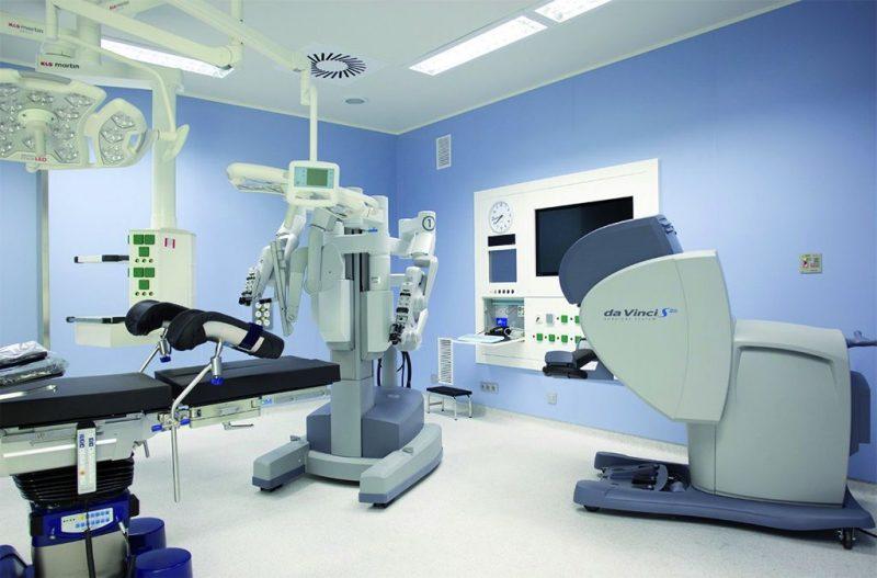cirugia robotica